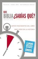 Biblia NVI  ¿Sabías Qué?
