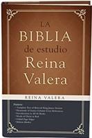 Biblia de Estudio Reina Valera 60