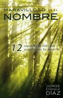 Maravilloso es el Nombre [Libro] - 12 Nombres Dios que manifiestan su carácter