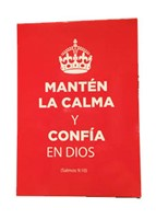 Tarjeta Keep Calm