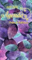Agenda Perla de Sabiduría 2017-2018 Violeta