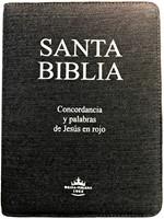 Biblia con Concordancia / Jean / Ziper / Letra Grande / Índice