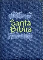 Biblia Jean con Cierre Verde