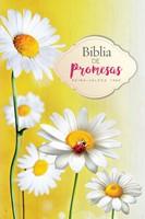 Biblia de Promesas Económica Mujeres Flores