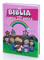 Biblia Abba CLC para niñas