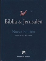 Biblia de Jerusalen Edición Manual