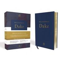 Biblia De Referencia Dake RVR60 Leathersoft (Piel Italiana)