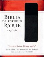 RVR 1960 Bilia de Estudio Ryrie Ampliada