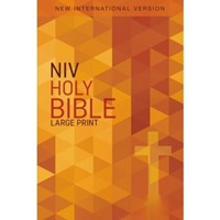 NIV Large Print Outreach Bible