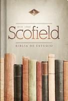Rvr 1960 Biblia De Estudio Scofield.  Tapa Dura