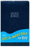 NIV, Gift and Award Bible for Kids