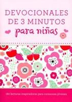 Devocionales de 3 Minutos para Niñas