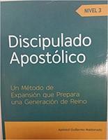 Discipulado Apostólico Nivel 3 (Rústica)