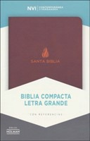 NVI Biblia Compacta Letra Grande (Imitation Leather)