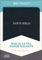 NVI Biblia Letra Súper Gigante con Índice