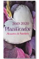 Planificador 2019-2020 Momentos de Sabiduría – Corazón (Rústica)