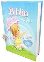 Biblia Mujer Precious Moments con Concordancia
