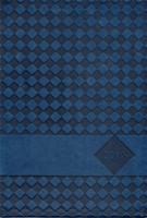 Diario de Promesas para tu Vida 2019 - Azul (Piel especial, azul)