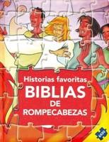 Historias Favoritas:Biblias de Rompecabezas