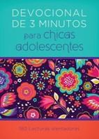 Devocional de 3 Minutos para Niñas Adolescentes