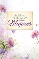 RVR 1960 Biblia de Promesas Letra Grande Floral Zipper