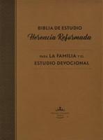 RVR 1960 Biblia De Estudio Herencia Reformada