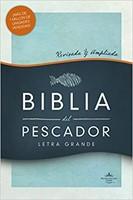 RVR 1960 Biblia del Pescador Letra Grande