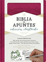 RVR 1960 Biblia De Apuntes Edición Ilustrada