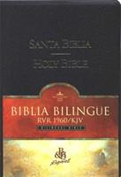 RVR1960 - KJV Biblia Bilingue con Índice