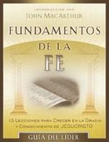 Fundamentos de La Fe - Guía del Líder