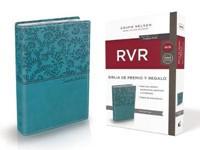 B -  RVR Premio Y Regalo,  Imit Piel, Aqua