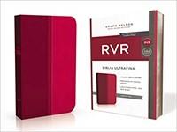 B - Biblia Rvr Ultrafina, Rosa (Piel)