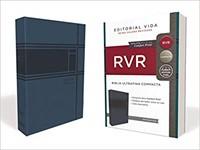 B - RVR  Ultrafina Compacta, Soft-Touch, Azul (Piel)