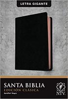 B-Ntv Edicion Clasica Letra Gigante Negra Indice