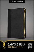B-Ntv Edicion Ziper Referencia Lg Negro