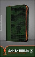 B-Ntv Edicion Ziper Verde-Bosque