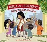 Biblia de historias del gran plan de Dios