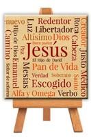 Minilienzo Nombres de Jesús