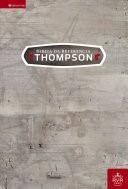 RVR60 Biblia de Referencia Thompson,