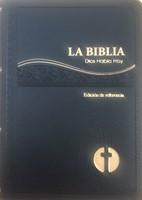 DHH Biblia Dios Habla Hoy Edición Referencia con Zíper