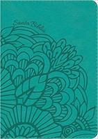RVR 1960 Biblia Ultrafina Aguamarina