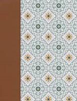 NVI Biblia de Apuntes Azulejos Color Salvia