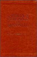 NVI La Biblia de Liderazgo de Maxwell