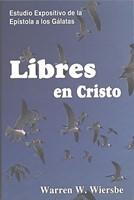Libres En Cristo-Gálatas