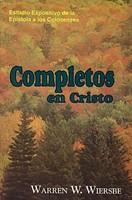 Completos en Cristo-Colosenses