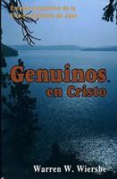 Genuinos En Cristo-1 Juan