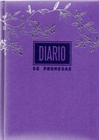 Agenda Diario De Promesas Para Tu Vida Azul 2021