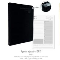 Agenda Ejecutiva Negra 2021 Nuestro Pan Diario