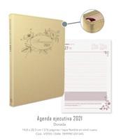 Agenda Ejecutiva Femenina Dorada 2021 Nuestro Pan Diario