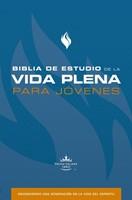 RVR 1960 Biblia de Estudio Vida Plena para Jóvenes